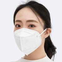 China Personal Protection N95 Face Mask Unisex N95 Particulate Filter Mask white on sale