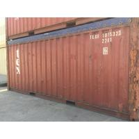 White International Storage Container Houses / Metal Container Homes Manufactures