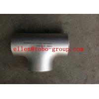 TOBO STEEL Group  3000# SW RED TEE, 304/L- PMI TESTED Manufactures