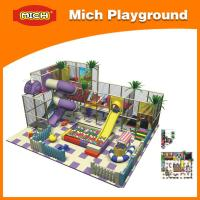 China Plastic Indoor Playground Equipment (1026B) on sale