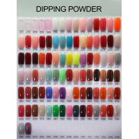 2017 newest nail dip powder, nail dipping system lost  lasting Manufactures