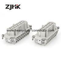 He 32B size 032 Pin female Connectors match with  Han E 32 Sti S 32 Pin Cable Connector Manufactures