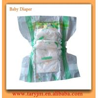 China cheap disposable baby diaper manufacturer in China on sale