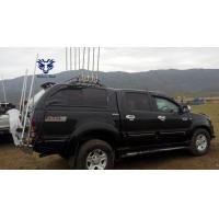 High Power 20 - 6000MHz Cell Phone Signal Jamming Device For Vehicle Jammer Manufactures