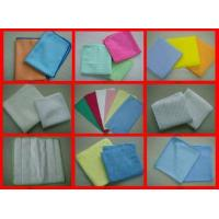 Microfiber Cleaning Cloth and Non-woven Cleaning Cloth Manufactures