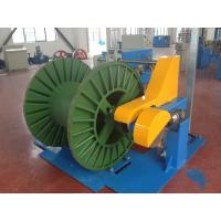 China Wire Take Up PVC Extruder Machine Big Shaft Cable Sheathing Line on sale