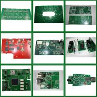 FR4  FR-1 FR-2 4 layer rigid pcb board for electronics 0.5 to 3.0 oz Manufactures