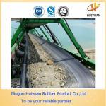 DIN 22102 Standard EP150 Rubber Conveyor Belt (width 300mm-2400mm) Manufactures