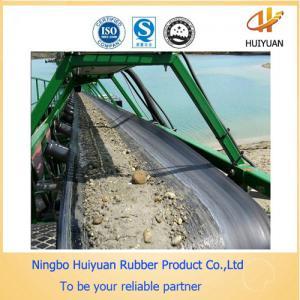 Chemical Resistant Rubber Conveyor Belt for Fertilizer Factory Manufactures