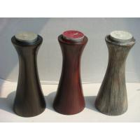 Painted MDF Pine Tall Tealight Candle Holders With Corrugated Box Manufactures
