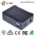 IEEE 802.3af Gigabit POE Power Over Ethernet Splitter 5v - 12V DC Output For IP Camera Manufactures