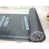 China PE film self-adhesive roof membrane on sale