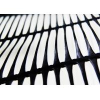 HDPE Uniaxial Geogrid Reinforcing Fabric UV Resistance With Chemical Stability Manufactures