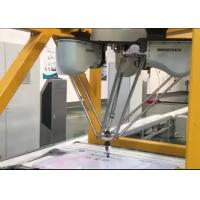 Industrial Delta Parallel Robot High Speed With 4 Dof For Automatic Packing / Picking Manufactures