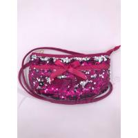 Sequin Shoulder Bag,Crossbody Bag with Zipper Pockets,Two-sided sequin bag Manufactures