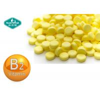Vitamin B2 50mg Riboflavin Tablets for Supporting Fat and Energy Metabolism Manufactures
