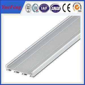 OEM aluminum led channel supplier, white sliver aluminum led housing,aluminium led profile Manufactures