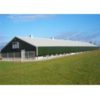 Professional Steel Structure Storage , Pre Engineering Steel Utility Buildings Manufactures