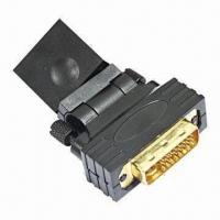 HDMI/DVI Adapter with HDMI Female to DVI 24+1 Male Type Manufactures