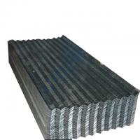 Mild Wave Tile Corrugated Galvanized Steel Sheet 0.13mm - 0.8mm Thickness Manufactures