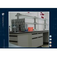 Corrosion Resistant Chemistry Lab Furniture , Full Steel Chemistry Laboratory Furniture Manufactures