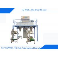 Professional Semi Auto Packing Machine Belt Weighing System ISO 9001 Approved Manufactures