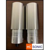 Rinco C20 -10 Ultrasonic Welding Converter With Two LEMO Plug 90 Degree Manufactures