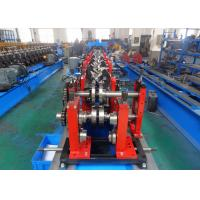 1.6 - 3.2mm Thick Steel C & Z Purlin Forming Machine With Manually Change Over Manufactures