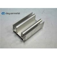 EN-755 Standard Aluminium Window Profiles Mill Finish Aluminium Extrusion Profile Manufactures