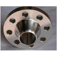 Slip on Steel Pipe Flange / DIN Norm Welding Neck Flange With PN 2.5 / PN 6 Pressure Manufactures