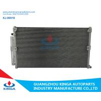 Full Aluminum Toyota AC Condenser for Landcruiser / Vehicle Spare Parts Manufactures