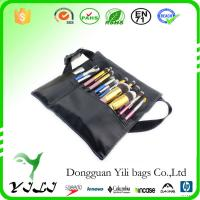 China Factory hot sale Nylon Travel Cosmetic Bag for Essentials Makeup Brushes with belt on sale