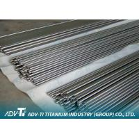 High Strength Titanium Rod Bar ASTM B265 For Industrial Marine Industry Manufactures