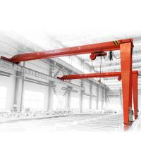 5T 10T Electric Bridge Hydraulic Gantry Crane Warehouse Steel Making Manufactures