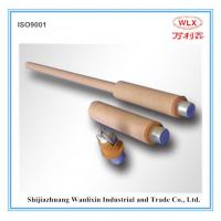 Made in China molten steel sampler with high quality and competitive price Manufactures
