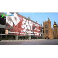 China Seen Through P5 P4 Transparent Digital Display Indoor Outdoor On Hire Cree Chip on sale