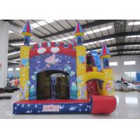 Classic inflatable castle bouncy house for sale hot sale inflatable jumping castle bouncy PVC inflatable bouncers Manufactures