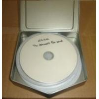 China Customized / OEM 700MB, 180MB CD / VCD/CD-ROM Duplication Services For Music, Movie on sale