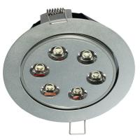 China 80 Ra Taiwan Led Recessed Downlights fixtures 20W / 25W / 30W 3500K for meeting room on sale