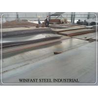 Hot Rolled ASTM EN GB Standard Boiler and Pressure Vessel Steel Plate Thickness 6.0 - 80.0mm Manufactures