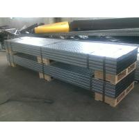 JIS G3101, SS400 Pre galvanized / Hot Dipped Galvanized C Channel of Mild Steel Products Manufactures