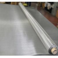 high density ultra fine 400 500 635 mesh stainless steel wire mesh Manufactures