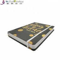 A4 Agendas Custom Planner Printing / Journal Printing Services ISO9001 Manufactures