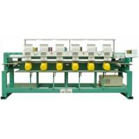 Commercial six Head 9 Needle Computerized Cap Embroidery Machine Manufactures