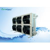 Industrial Tube And Shell Heat Exchanger Unit Air Cooling Dry Cooler Manufactures