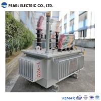 China Pearl Electric Three Phase Electric Transformer with milid steel material on sale