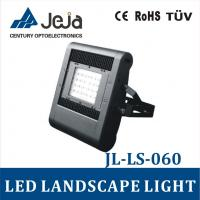 60W High power waterproof cob led flood light most famous cob led and mean well driver with IES files&EMC report Manufactures