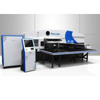 Computerized  Turret Sheet Metal Hole Punch Press Entrylevel Machine 300KN Manufactures