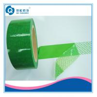 Green Tamper Evident Tape , Custom Printed Plastic Warranty Void Tape Manufactures