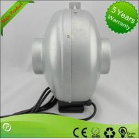 Silent Inline Circular Duct Fan Blower For Hotel / Conference Room Air Supply Manufactures